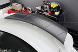 4SRC Add-on Dry Carbon Spoiler - 4 Second Racing Club
