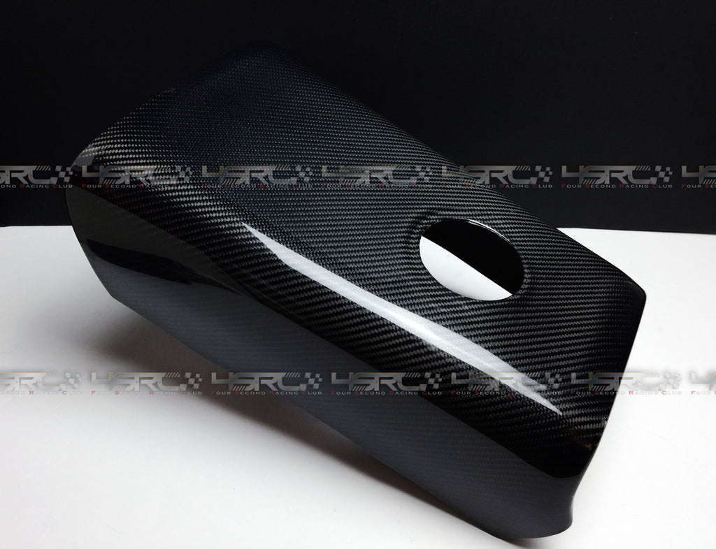 Nissan GT R35 2008-2019 Carbon Rear Armrest Replacement - 4 Second Racing Club