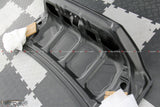 Mitsubishi Evolution Lancer 789 Carbon Fibre Rear Boot Lid - 4 Second Racing Club