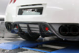 Nissan GTR35 2009-2011 CBA carbon rear diffuser kit