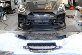 2020 Nismo Style Front bumper full kit (Partial Carbon)