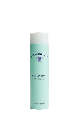 Nutricentials Here You Glow Exfoliating Toner