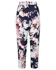 Shake it out harem trousers
