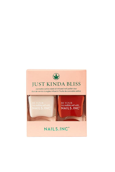 Just Kinda Bliss Nail Polish Duo Set