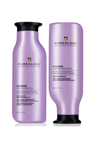 Hydrate Shampoo & Conditioner Duo 266ml