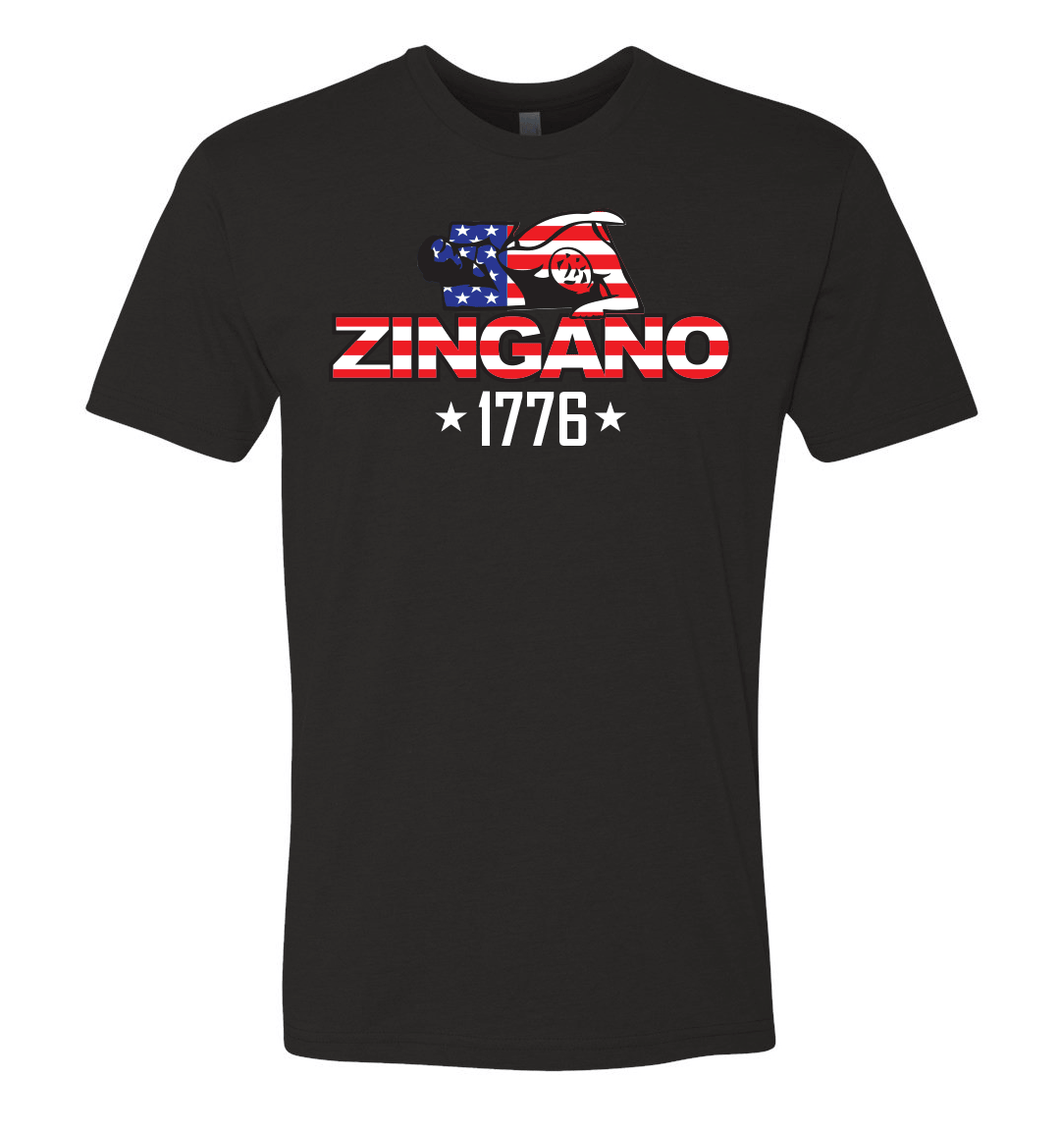 Zingano Jiu Jitsu - Fourth of July