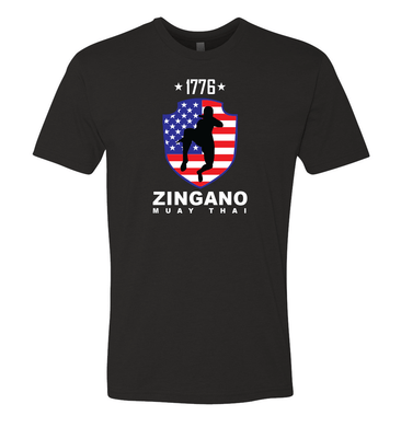 Zingano Muay Thai - Fourth of July