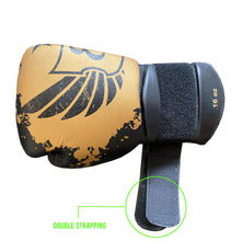 Load image into Gallery viewer, Black and Gold - Basic Plus Package - Muay Thai Gear