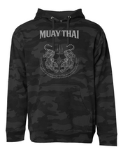 Load image into Gallery viewer, Twin Tigers Camo Hoodies