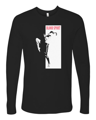 Ronin Fight Blood Sport UNISEX Long Sleeves