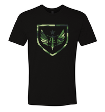 Load image into Gallery viewer, Camo Logo Shirt