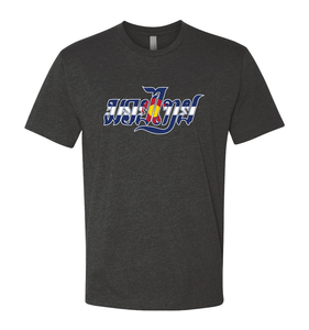 Muay Thai Colorado Flag Shirt