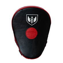 Load image into Gallery viewer, Curved Punching Mitts - Red/Black