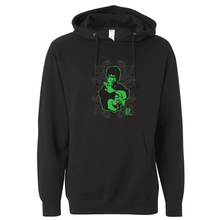 Load image into Gallery viewer, Bruce Lee BLACK UNISEX Hoodie