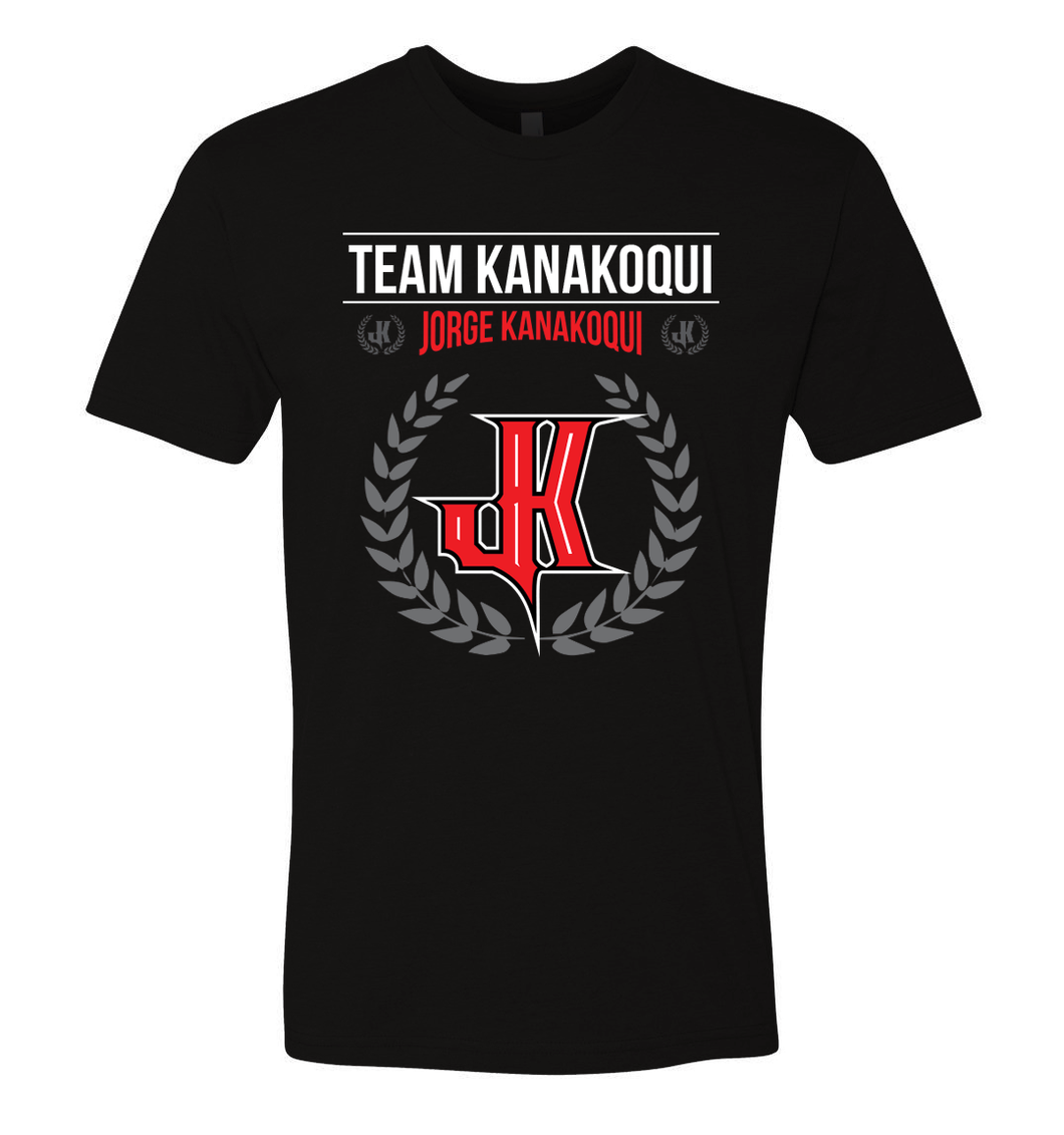 Jorge Kanakoqui Fight Shirt