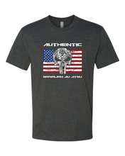 Load image into Gallery viewer, Authentic Brazilian Jiu Jitsu Mens Flag Shirt