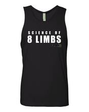 Load image into Gallery viewer, RMT 8 Limbs Mens Tank
