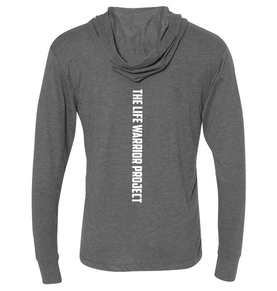 The Life Warrior Project HOODED Shirt - UNISEX