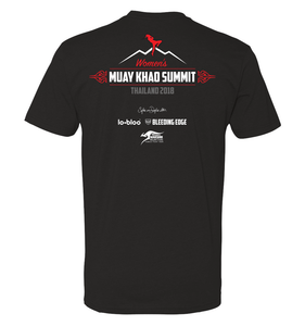 2018 Women's Muay Khao Summit - Red