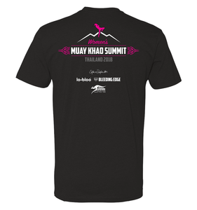 2018 Women's Muay Khao Summit - Pink