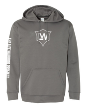 Load image into Gallery viewer, The Life Warrior Project UNISEX Performance Hoodie