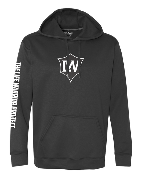 The Life Warrior Project UNISEX Performance Hoodie