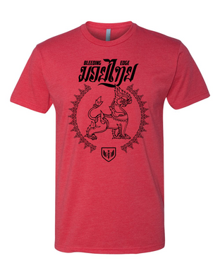 Muay Thai Lion Shirt