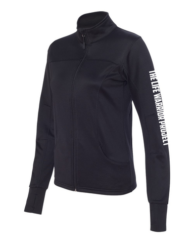 The Life Warrior LIGHTWEIGHT POLY-TECH ZIP
