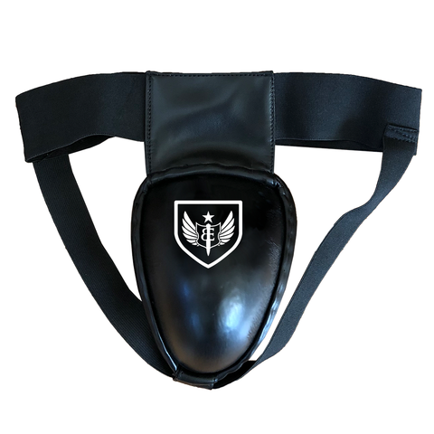 Muay Thai Steel Cup Groin Protection