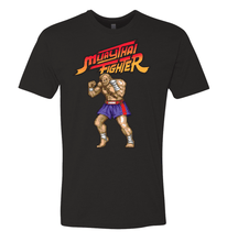 Load image into Gallery viewer, Sagat - Muay Thai Fighter Shirt