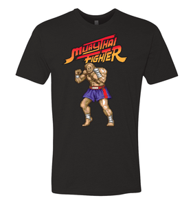 Sagat - Muay Thai Fighter Shirt
