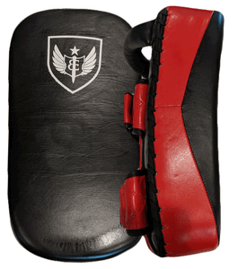 Premium Muay Thai Pads -Red/Black