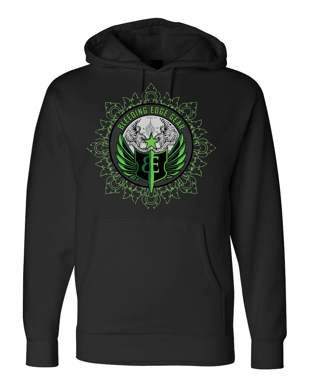 Twin Tigers - Pullover Hoodie
