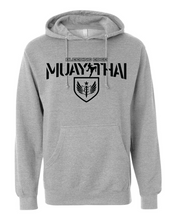 Load image into Gallery viewer, Bleeding Edge Muay Thai UNISEX Hoodie