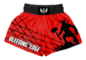 Bleeding Edge - War Hammer Muay Thai Shorts