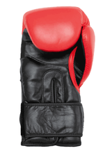 Load image into Gallery viewer, War Hammer - Muay Thai Boxing Gloves - Red/Black