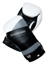Load image into Gallery viewer, War Hammer - Muay Thai Boxing Gloves - White/Black