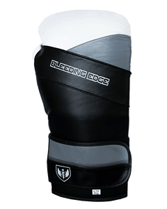 War Hammer - Muay Thai Boxing Gloves - White/Black