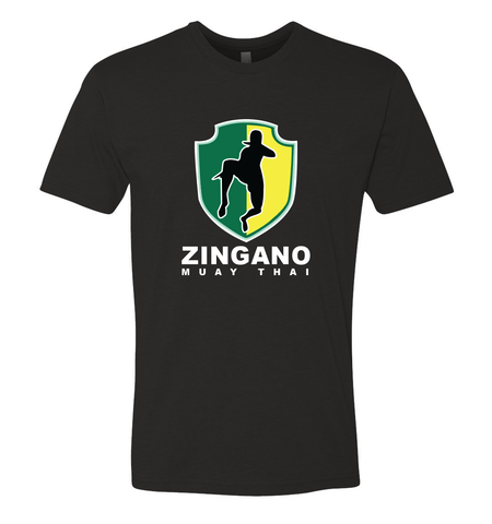 Zingano Muay Thai Color Logo Shirt