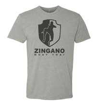 Load image into Gallery viewer, Zingano Muay Thai Logo Shirt