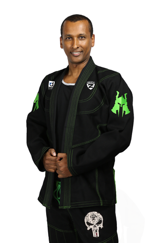 Authentic Brazilian Jiu Jitsu - Gi