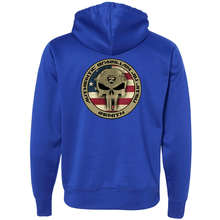 Load image into Gallery viewer, Authentic Brazilian Jiu Jitsu Performance Hoodie
