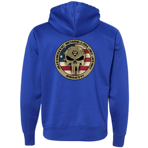 Authentic Brazilian Jiu Jitsu Performance Hoodie