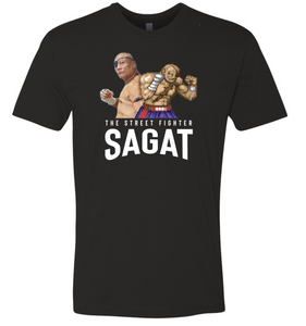 Sagat Legend - The Street Fighter Shirt
