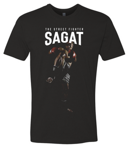 Sagat Knee - The Street Fighter Shirt