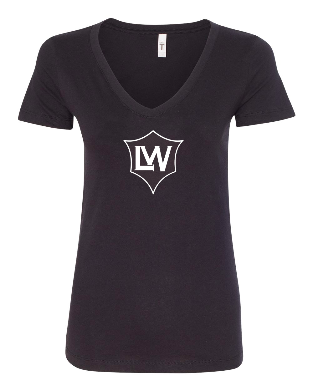 The Life Warrior Ladies V-neck