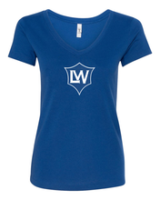 Load image into Gallery viewer, The Life Warrior Ladies V-neck
