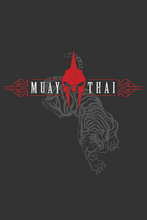 Load image into Gallery viewer, MUAY THAI SPARTAN TIGER