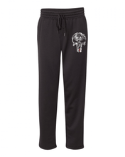 Load image into Gallery viewer, Authentic Brazilian Jiu Jitsu Performance White Skull Bottoms