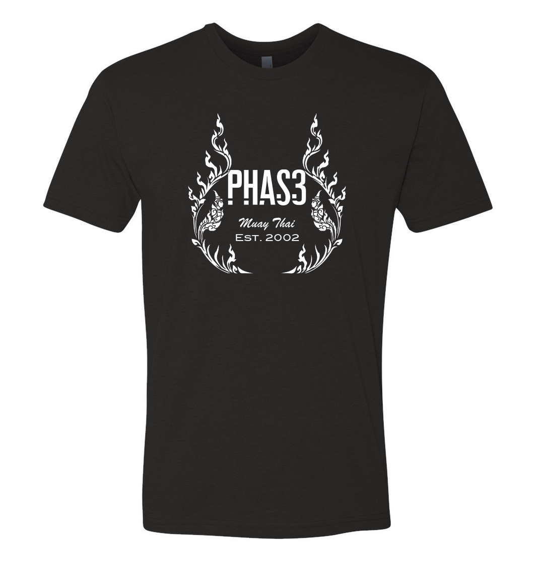 Phas3 - Thai Art Shirt